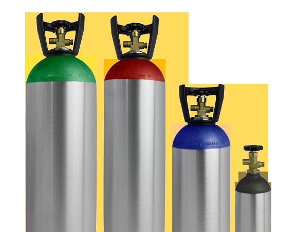 βιομηχανικά αέρια